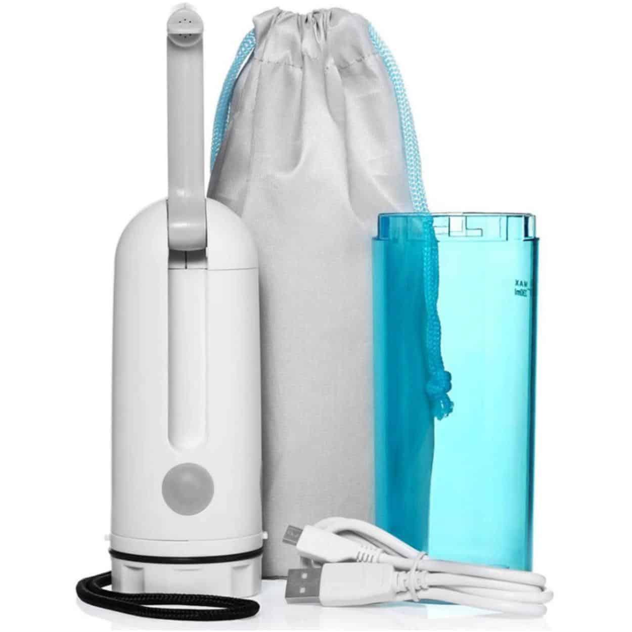 portable electric bidet travel shattaf